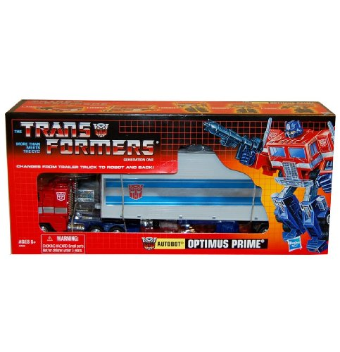 Takara Transformers G1 Neuaflage Figur Optimus Prime