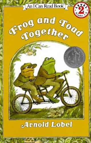 Frog and Toad Together (I Can Read Books (Harper Paperback)) por Arnold Lobel