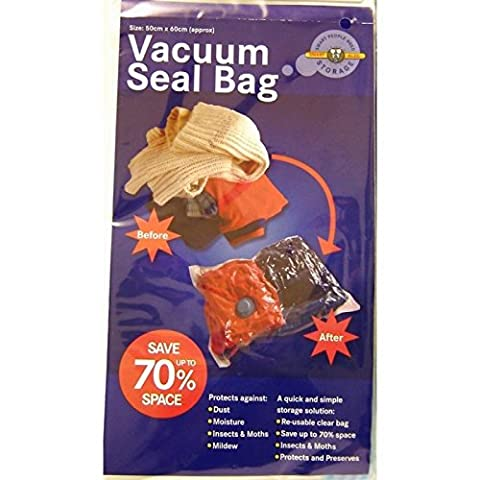 Re-usable Vacuum Seal Bag