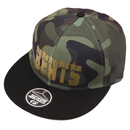Cappello BEATS ARMY snapback taglia unica