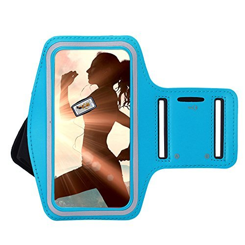 Preisvergleich Produktbild iPhone 6s Plus / iPhone 6 Plus Armband Juzi Exercise Gym Sportband for Apple iPhone 6Plus 6sPlus, Sports Running Arm Band Pouch for Cellphone Fits Nexus 6P Smartphone by Juzi