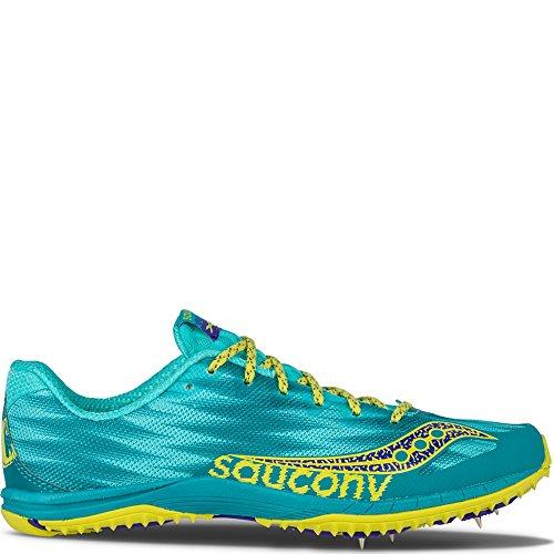Fondo Scarpa country Acqua Di Shoe Kilkenny Giallo Verde Xc5 Saucony Yellow Cross Womens Teal Xc5 Kilkenny Womens Saucony wxBIqOZ7I