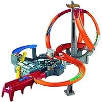 Hot Wheels Hot Wheels-CDL45 Pista torbellino de Carreras,, 60.7 x 37.8 x 7.9 (Mattel CDL45)
