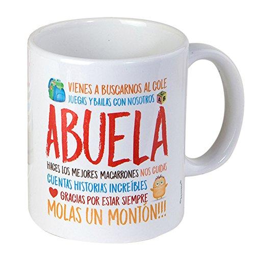 3370bff36f25 Regalos originales con mensaje para ABUELOS y ABUELAS
