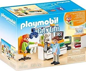Playmobil City Life 70197 Set de Juguetes - Sets de Juguetes (Acción / Aventura, 4 año(s), Niño/niña, Interior, Multicolor, Gente)