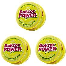 Paquete de 3 unidades de limpiador JML Doktor Power, espuma multiusos