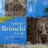 Antonio Brioschi  Vol. 2 - Six Symphonies