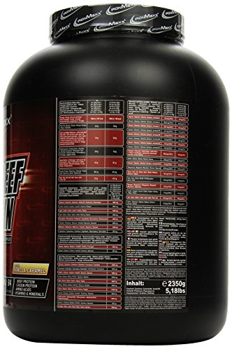 Ironmaxx 100% Beef Protein