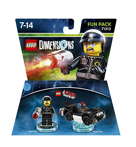 Warner Bros. Interactive Spain (VG) Lego Dimensions - Bad Cop