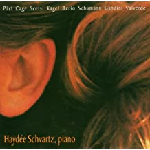 New Piano Works from Europe und