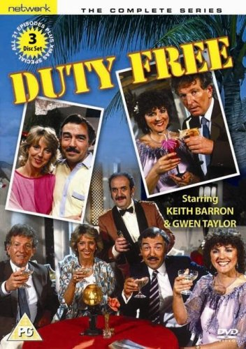 Duty Free - The Complete Series [4 DVDs] [UK Import] (Bunny Vans)