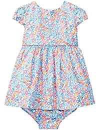 7b3415c20 Ralph Lauren Baby Girl Floral Cotton Dress & Bloomer (Amelia Floral, 9  Months)