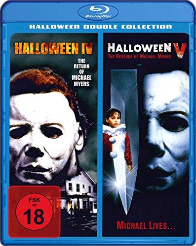 Halloween IV und V [Blu-ray] (Iv Film Halloween)