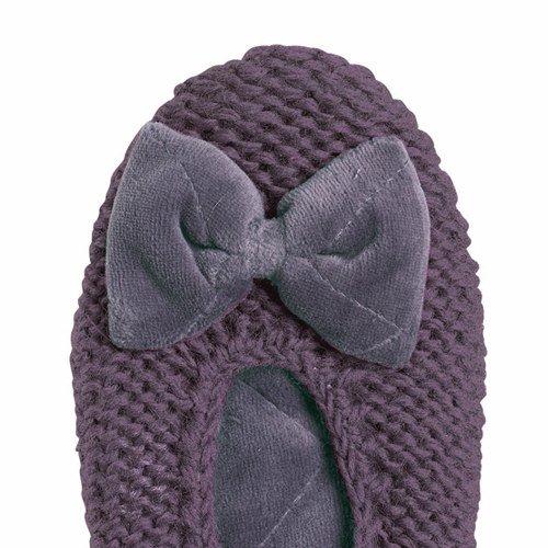 Lisbeth Dahl , Chaussons pour femme Violet - violet