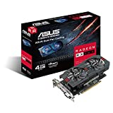 Asus AMD Radeon RX560-4G-EVO Grafikkarte (AMD Radeon, PCIe, 4GB GDDR5, DVI, HDMI, DisplayPort)