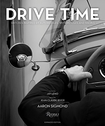 Drive Time: Watches Inspired by Automobiles, Motorcycles, and Racing