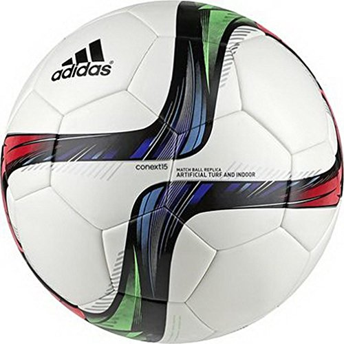 Conext 15 Gazon Artificiel - Ballon d'Entraînement de Foot white