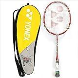Yonex Junior Mp-2jr Raquette de badminton Muscle Power 1pièce + Coque intégrale pour Schooler débutant