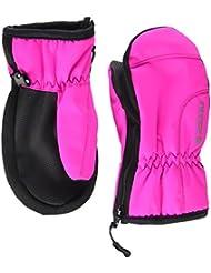 Degré 7 Kid Starz Moufles de Ski Fille, Ultra Pink, FR : 6-8 Ans (Taille Fabricant : 6/8)