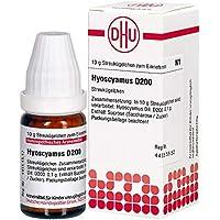 Hyoscyamus D 200 Globuli 10 g preisvergleich bei billige-tabletten.eu
