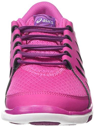 ASICS Gel-fit Tempo 2 - Scarpe Sportive Outdoor Donna, Rosa (berry/silver/plum 2193), 38 EU Rosa (berry/silver/plum 2193)