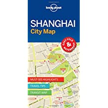 Lonely Planet Shanghai City Map (Lonely Planet City Maps)