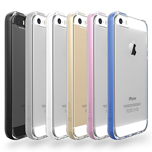 Coque Iphone 5s Blanche: Amazon.fr
