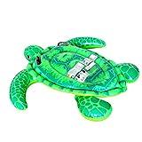 YQ Wasseraufnahme Baby Sitz Erwachsene Kinder Schwimmen aufblasbare Berg Schildkröten Wasser Spielzeug, 1