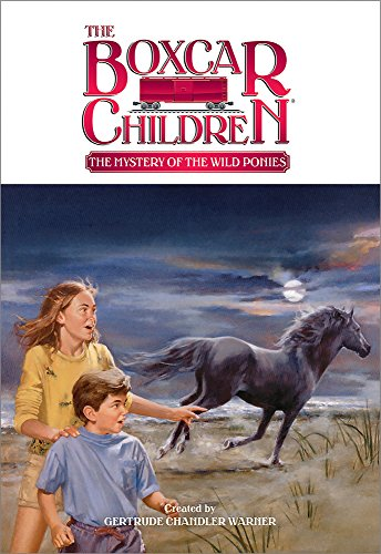 The Mystery of the Wild Ponies (Boxcar Children Mysteries, Band 77)