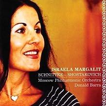 Schnittke: Piano Concerto No.2 / Shostakovich: Piano Concerto No.1 for Piano, Trumpet & Strings