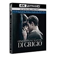 Cinquanta Sfumature Di Grigio (4k Ultra Uhd+Blu-Ray) [Italia] [Blu-ray]