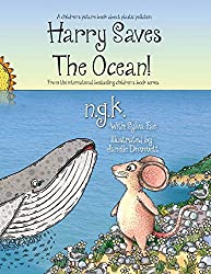 Harry Saves The Ocean!: Teaching children about plastic pollution and recycling. (Harry The Happy Mouse)