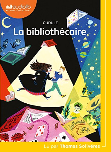 La Bibliothécaire: Livre audio 1 CD MP3