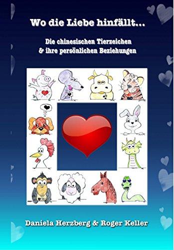 Wo die Liebe hinfällt: Die Chinesischen Tierzeichen und ihre persönlichen Beziehungen