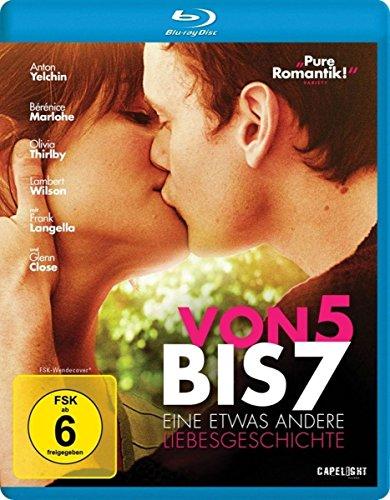 Von 5 bis 7: Eine etwas andere Liebesgeschichte [Blu-ray]