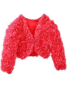 Ourlove Fashion - Chaqueta - Gabardina - para niña