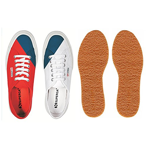 Chaussures Le Superga - 2750-cotu Flag Italia S008TY0-G78 CZECH REPUBLIC
