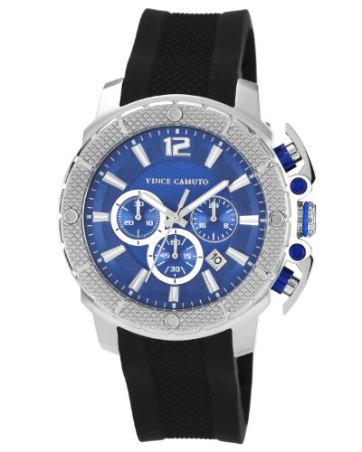 vince-camuto-mens-quartz-watch-with-blue-dial-analogue-display-and-black-resin-strap-vc-1019blsv