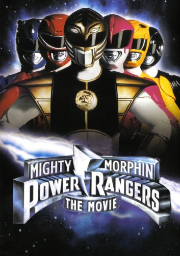 Image of Mighty Morphin Power Rangers - The Movie