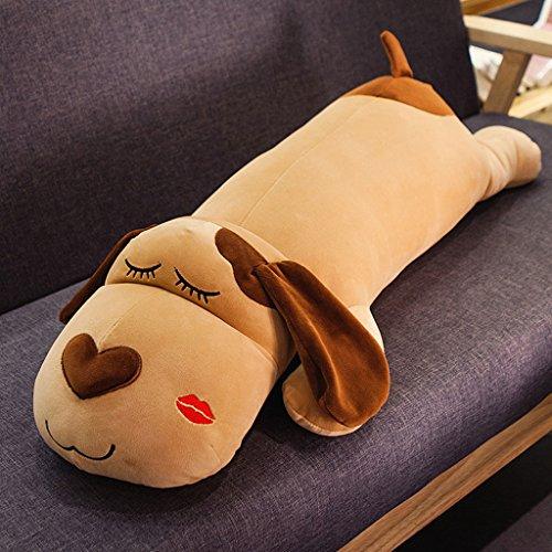 WYQLZ Coussin Mignon Chiens Chaise Coussin Taille Oreiller De Bureau Oreiller Creative Bande Dessinée De Mode Pad ( Couleur : C , taille : 100cm long )
