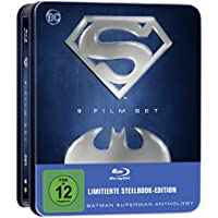 Batman Superman Anthology – 9 Film Set