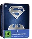 Batman Superman Anthology – 9 Film Set (limitierte Tin-Box Edition) (exklusiv bei Amazon.de) [Blu-ray] [Limited Edition]