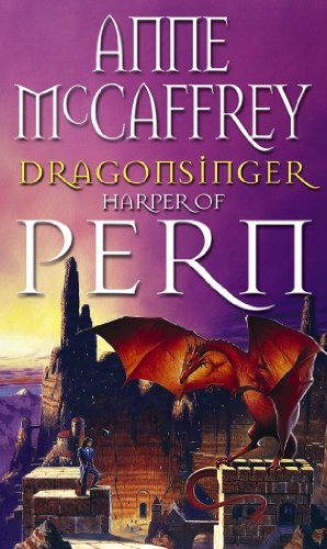Cover of Dragonsinger (Pern 5)