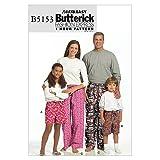 Butterick B5153 - Patrón de costura