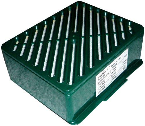 Mister vac A505 Aktivfiltersystem mit Kohle geeignet für Vorwerk Tiger 251/252 Top Hepa Qualität -