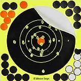 SHI-Y-M-BZ, 20PC Splash Fiore Target 8Inch Adesivo Reattività Tiro a Segno Puntare la Pistola/Fucile/Pistola Leganti utilizzato for la Caccia Tiro con L'Arco Bersaglio