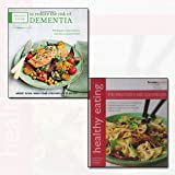 Margaret Rayman Healthy Eating Collection 2 Books Bundle (Healthy Eating to Reduce the Risk of Dementia: 100 Fantastic Recipes Based on Extensive, In-depth Research in Association with the Waterloo Foundation, Healthy Eating: The Prostate Care Cookbook published in association with Prostate Cancer Research Foundation)