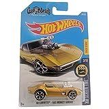 Hot Wheels '68 Corvette - Gas Monkey Garage - HW Screen Time 99/365 on long card