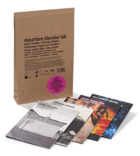 Departure Literatur Lab: Collectros Edition