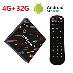 2018-TV-BOX-4GB-32GB-SINUK-H96-MAX-H2-Android-71-Smart-TV-Box-4G-32G-RK3328-Quad-Core-64bit-Cortex-A53-dcodeur-ultra-HD-Support-24G-5G-double-Wifi-1000M-Bluetooth-40-USB-30-3D-4k